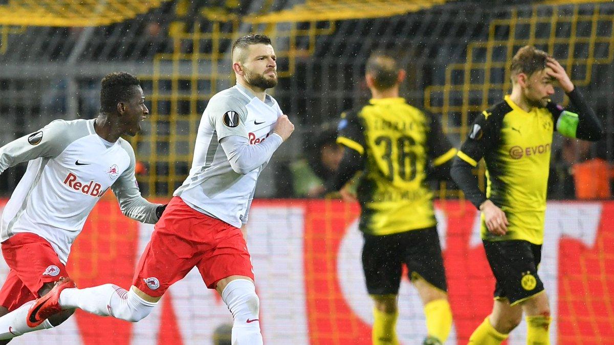 Video: Borussia Dortmund vs Salzburg