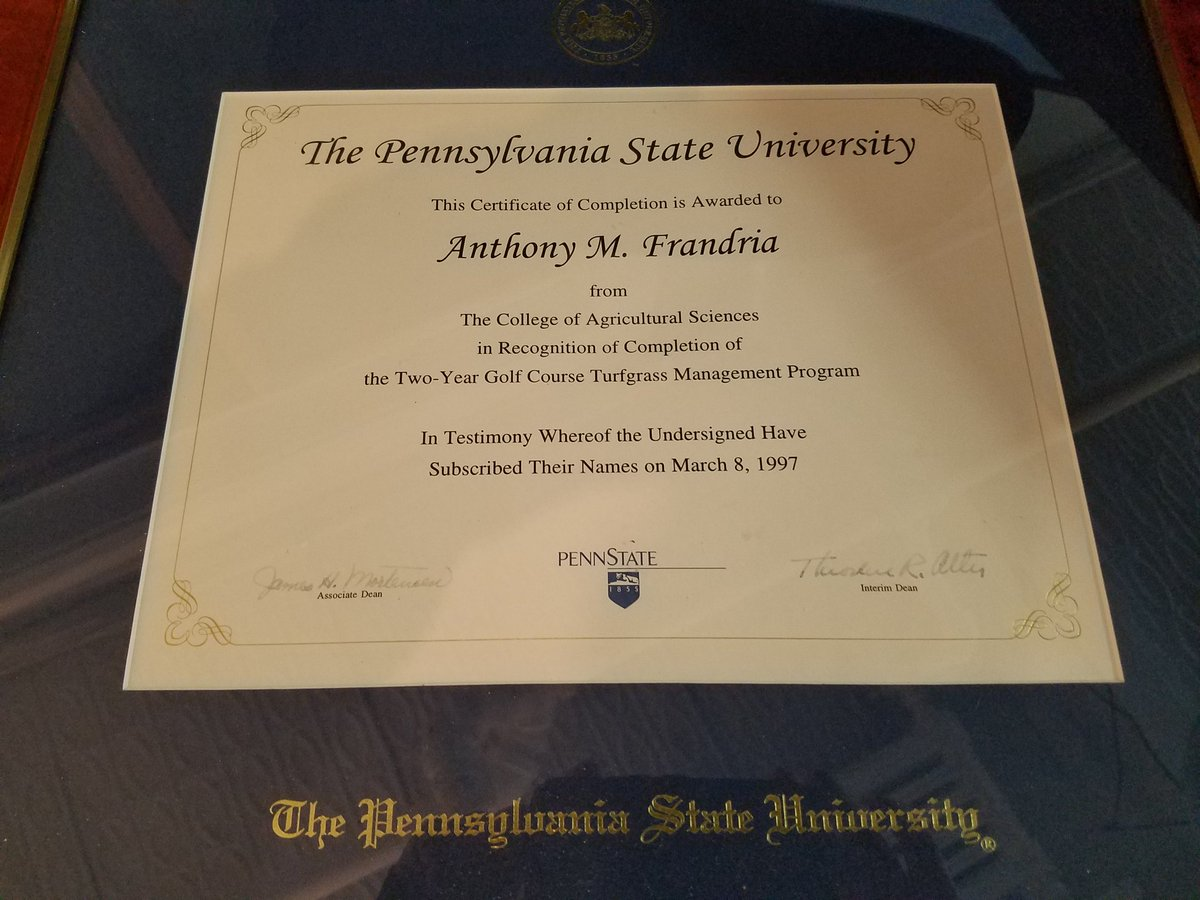 Penn state turfgrass psuturf twitter 21 years ago today i graduated from the psuturf program how time flys feelingoldpicitter58xhsvjkug 1betcityfo Choice Image