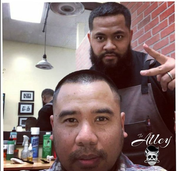 The Alley Barber At Thealleybarber Twitter