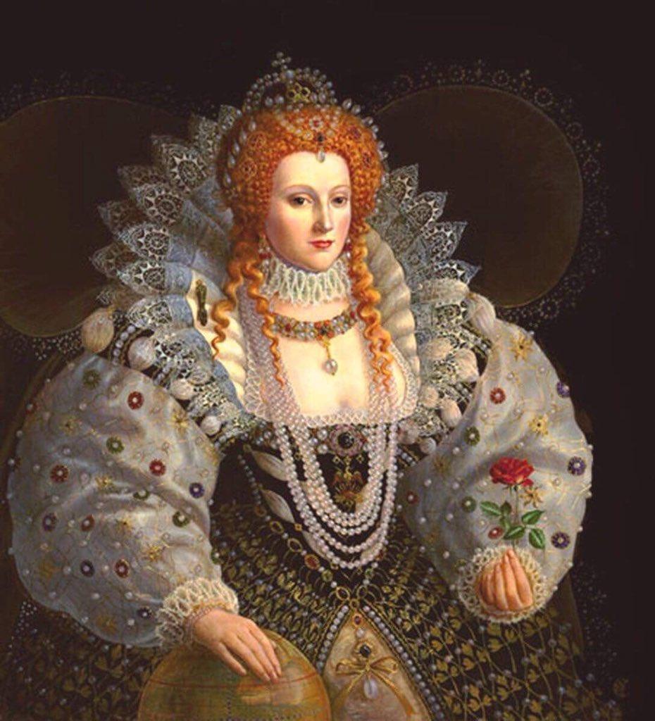 queen elizabeth i achievements