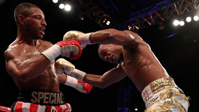 ��#Boxeo | Kell Brook: 'Destruiría a Errol Spence en una revancha' ➡️ https://t.co/E5BVp4JG4t https://t.co/Zwj5KgLZeO