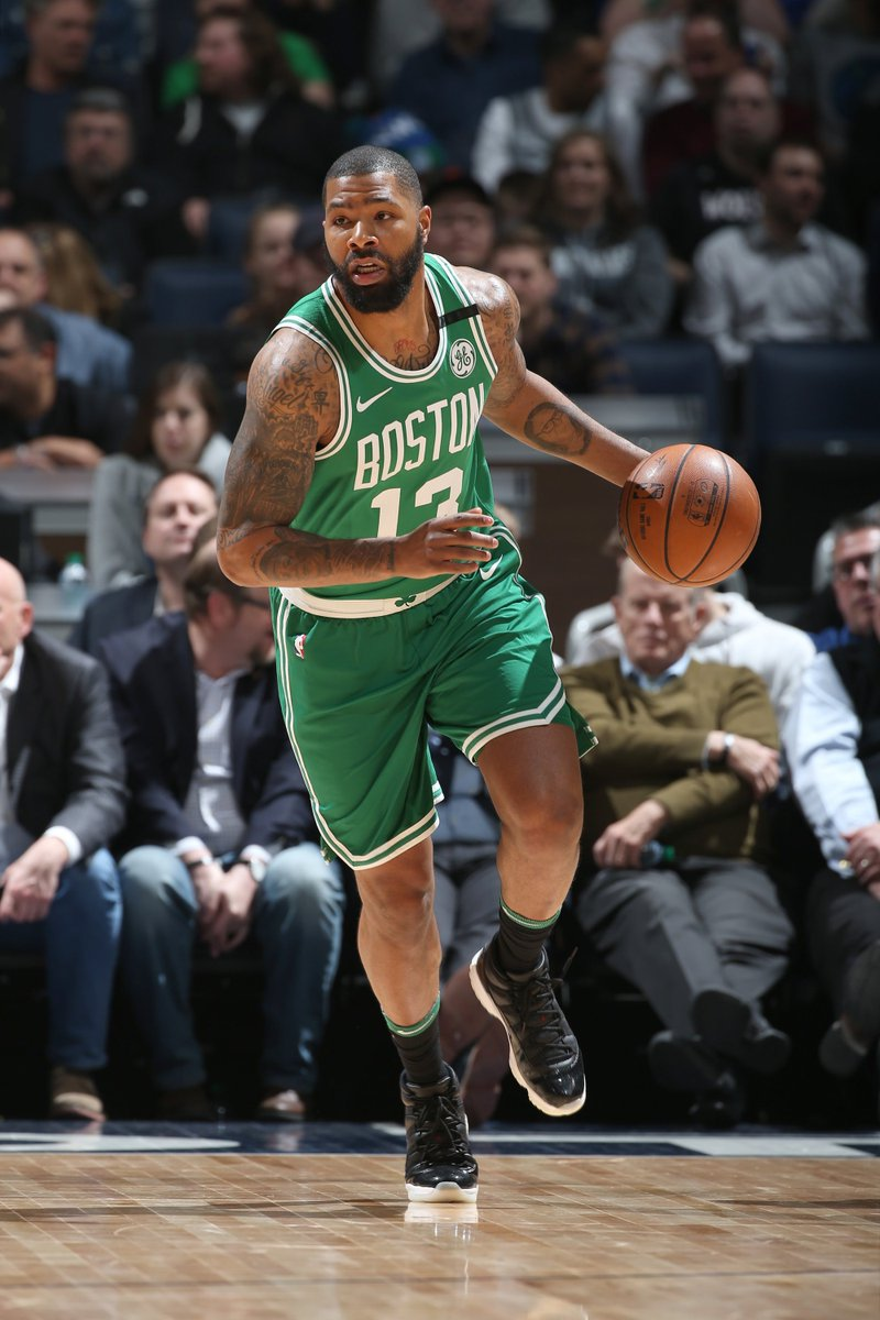 NBA ON TWITTER MARCUS MORRIS LEADS ALL SCORERS WITH 14 PTS