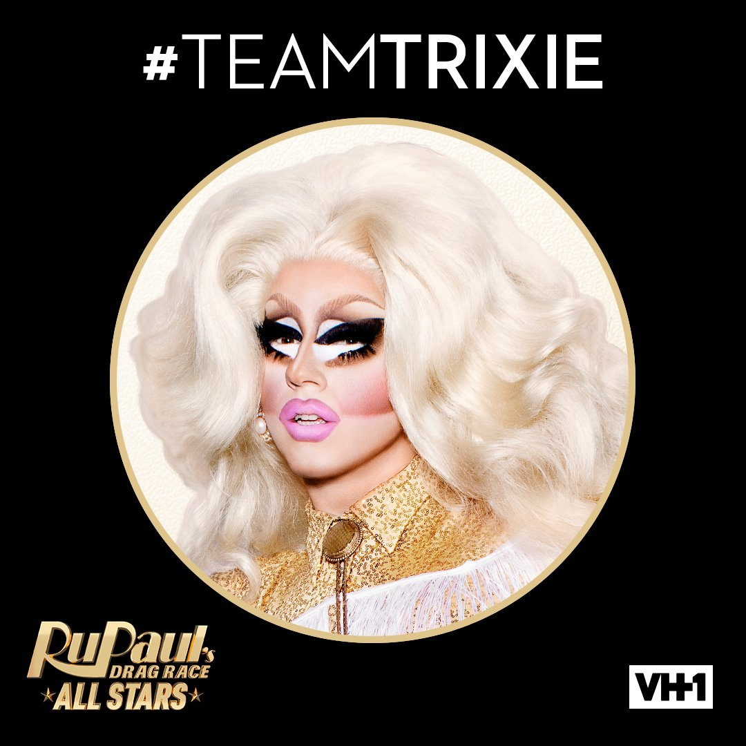 RT if you want @trixiemattel to snatch the crown!! Use #TeamTrixie! 🌟 #AllStars3