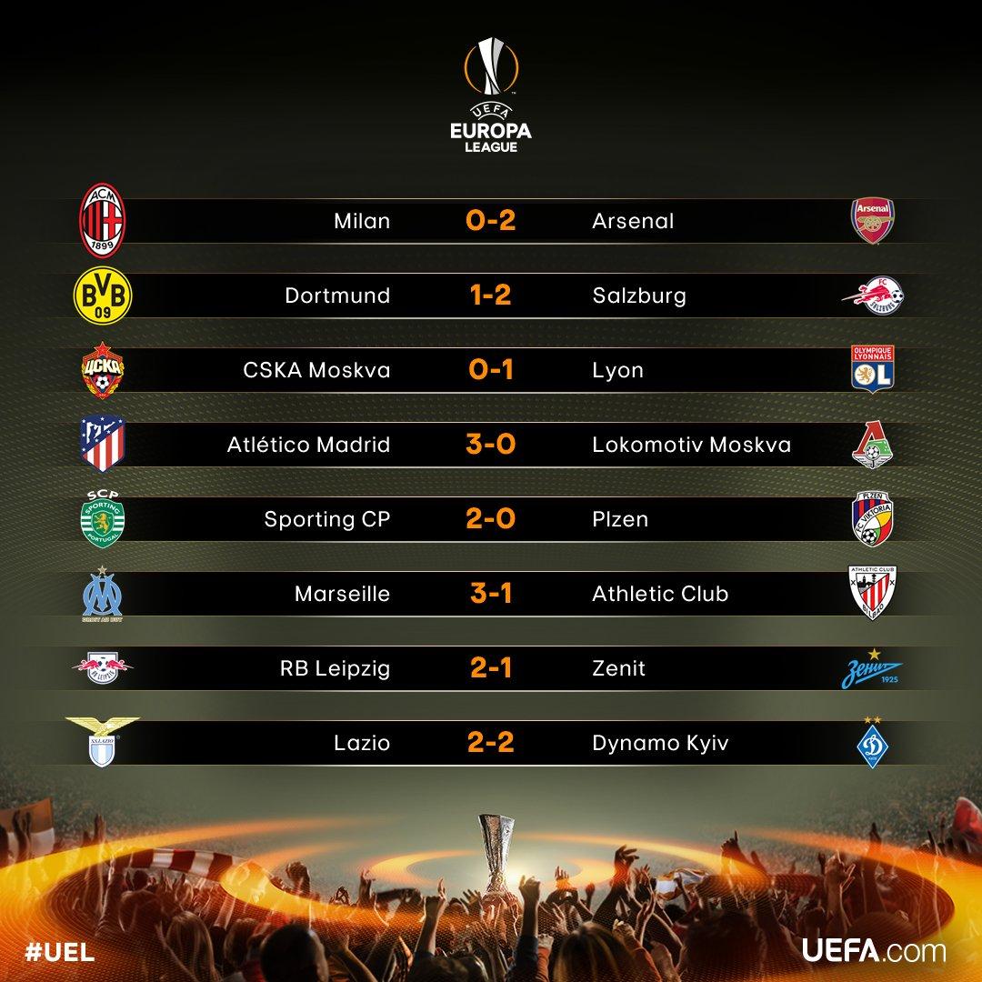 [HILO ÚNICO] UEFA Europa League 2017-18 - Página 2 DXzFhiWX0AEit3H