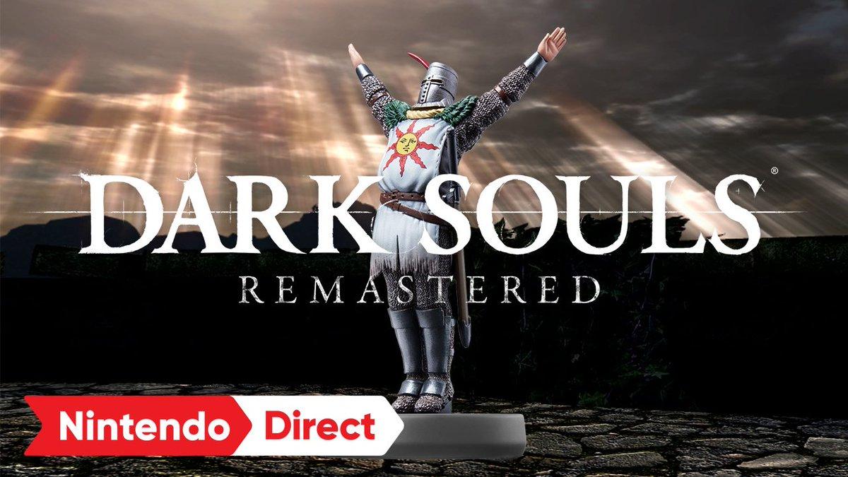 任天堂株式会社's photo on Dark Souls