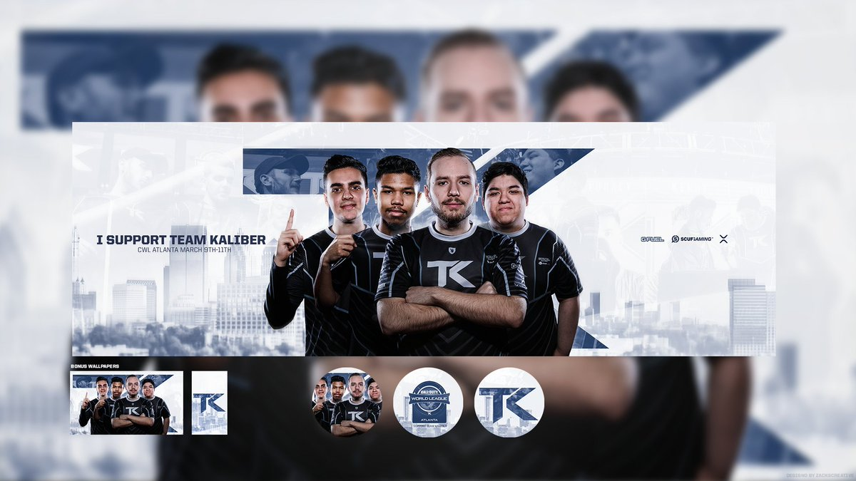 Show your support for #TKCOD this weekend with our #CWLAtlanta Support Pack! Good luck boys! @Theory_tK @AccuracyLA @MJCheen @KuavoKenny #tKAllDay DL: imgur.com/a/VQkr3