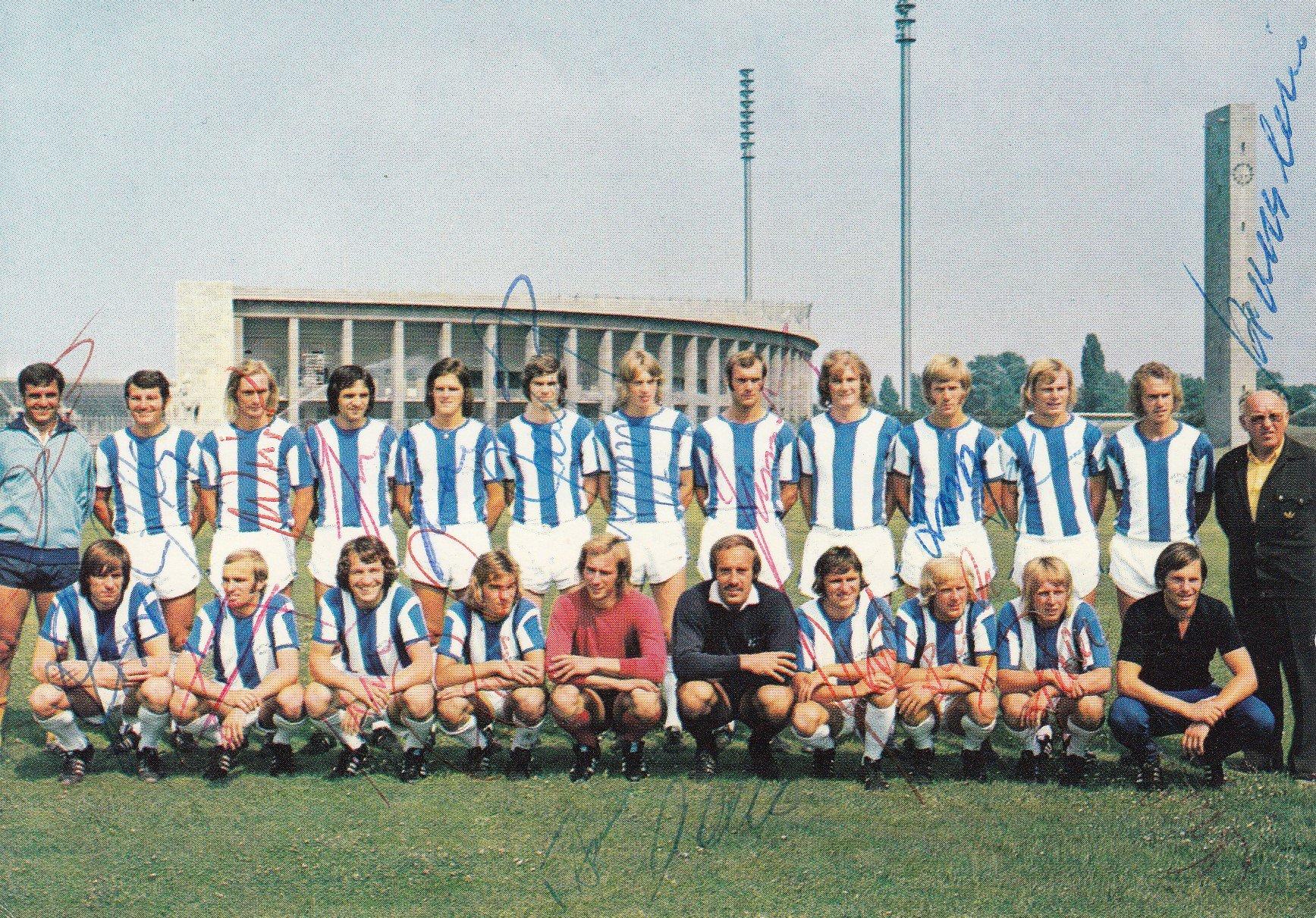 Hertha Heute Spielstand