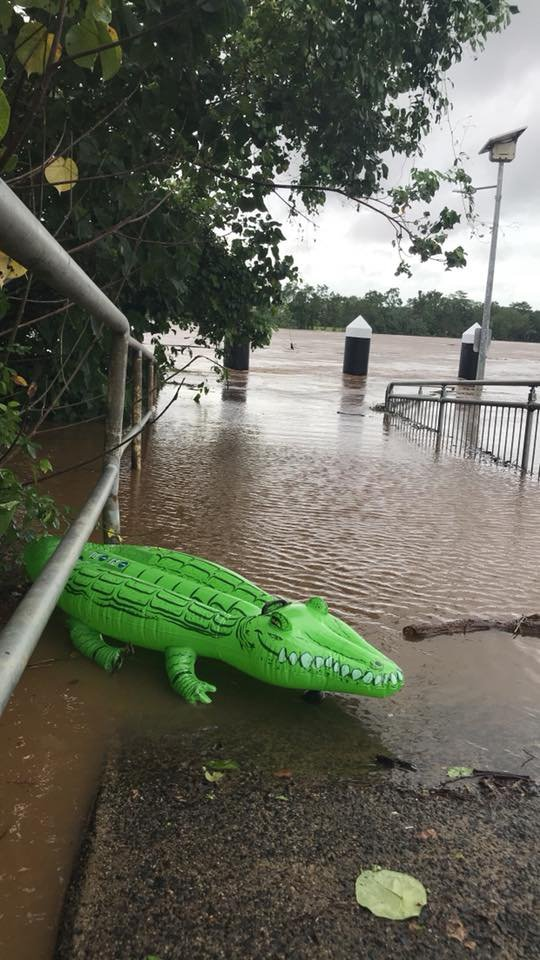 Don't forget to be #crocwise in this wet...