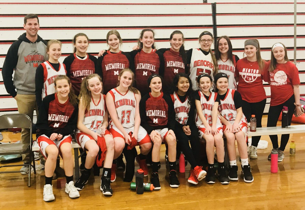 Terrific ending to the season! We finished in 3rd place after a 23-20 victory over intercity rival Shore. Thank you to all the ladies who helped make my first season coaching basketball so memorable. Youll always hold a special place in my heart. #OnceaCard #BeElite