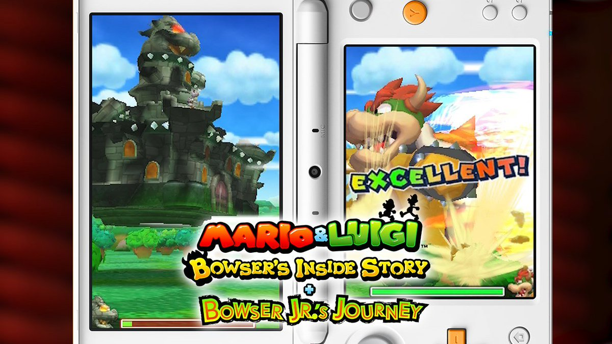 Nintendo Wire On Twitter Bowser S Inside Story Is The Next Mario