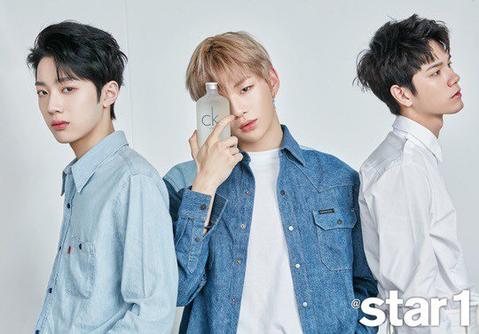 �� Wanna One teams up with CK & star1 magazine in latest pictorial~! https://t.co/74ReJTynHI https://t.co/sdFQsjaEwZ