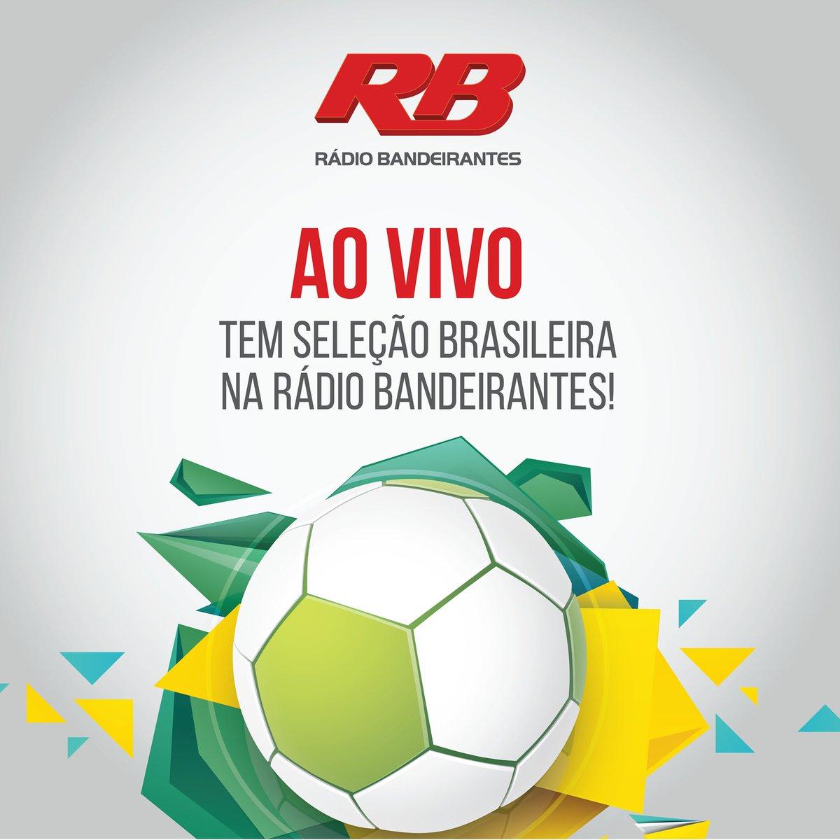 JORNADA ESPORTIVA!  Começa agora a transmissão do amistoso entre Brasil x Rússia com narração do Pai do Gol, José Silvério!  Comentários de Cláudio Zaidan, reportagem de @jpcappellanes@ricapriotti e  no plantão esportivo!  Ouça ehttps://t.co/hLtDDf2Y3Wm:#FocoemVocê