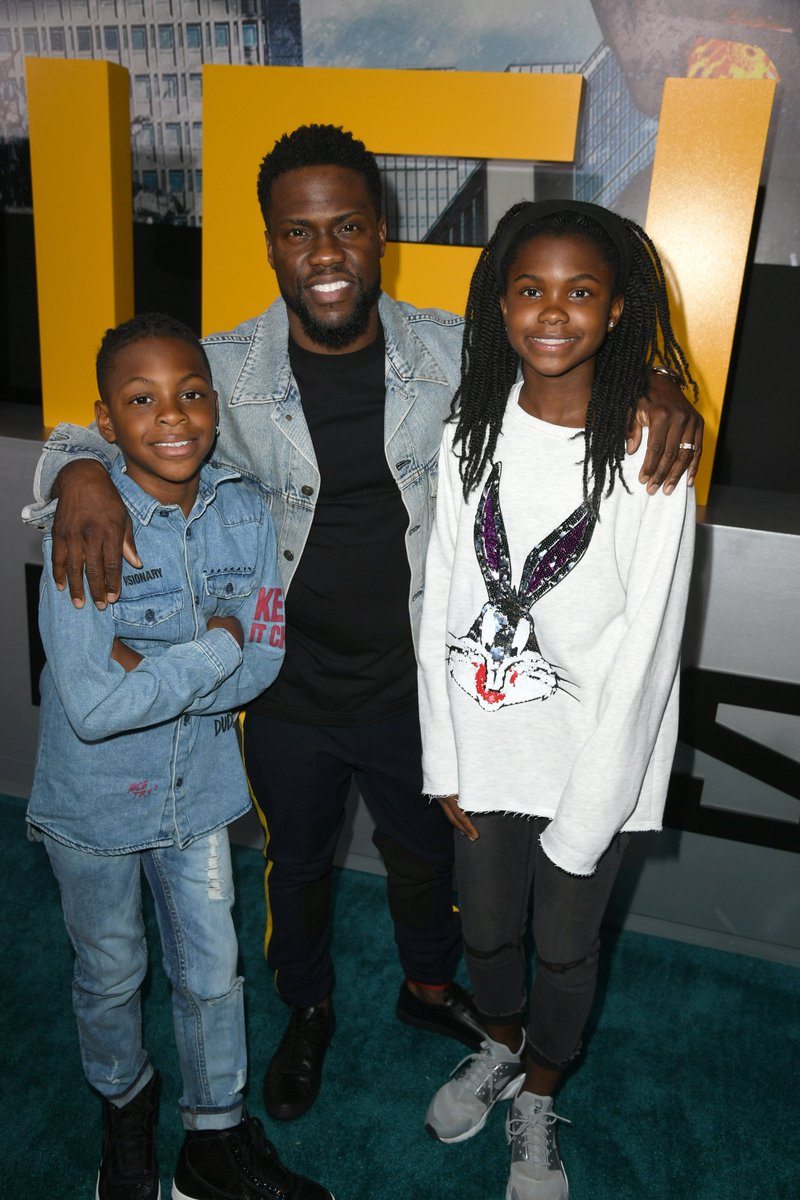 .@KevinHart4Real's kids are straight up adorable. https://t.co/JnICHow4zI