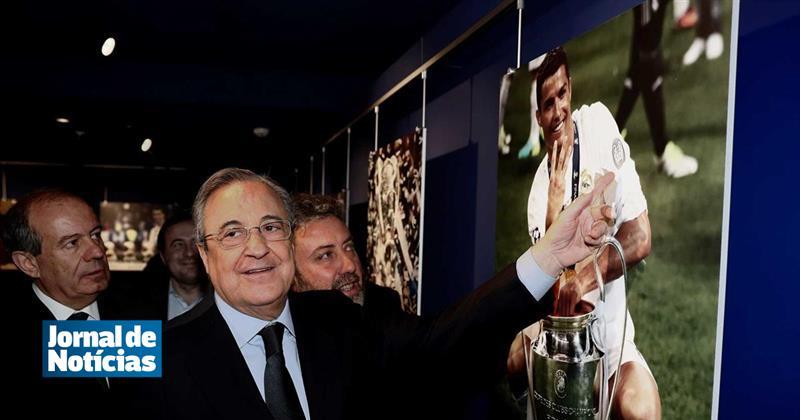Exposição fotográfica sobre Cristiano Ronaldo inaugurada em Madrid https://t.co/8y2QSypFrk