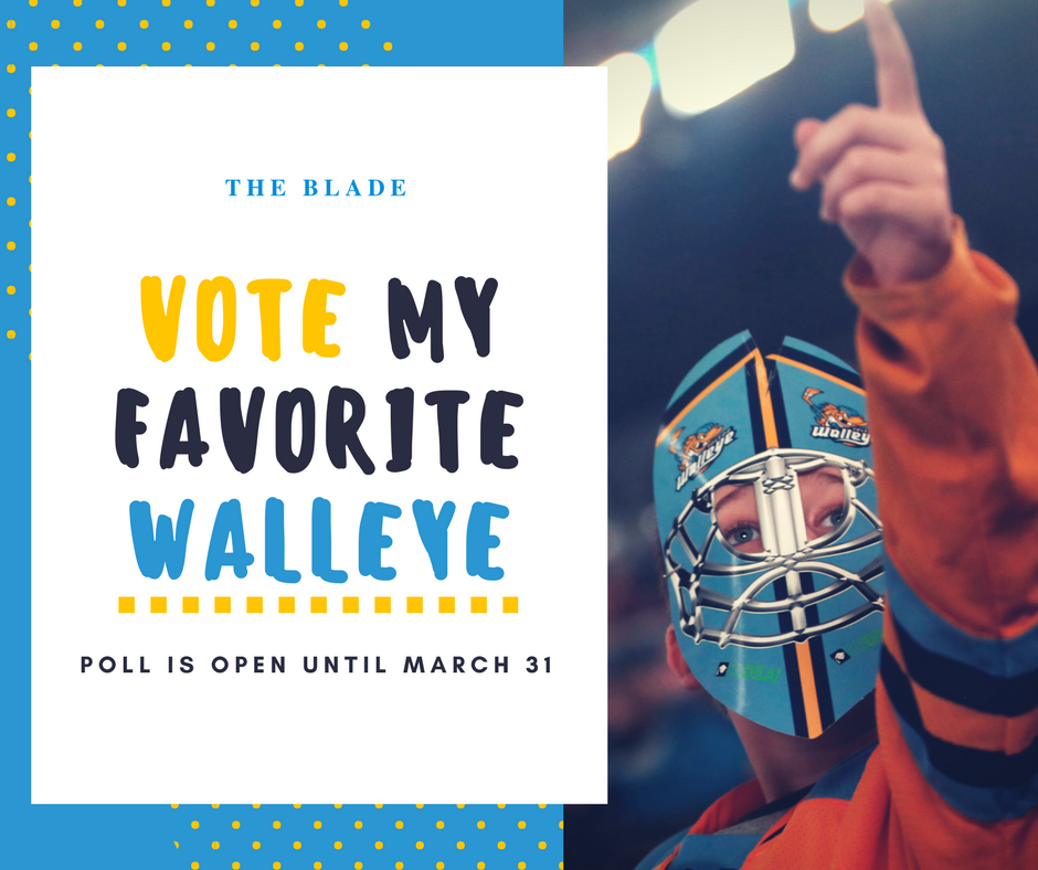 It's hard to single out one @ToledoWalleye, but if you had to pick your favorite, who would it be? VOTE NOW! 🏒🐟 #OurFishOurFight https://t.co/Hk4YKddx9P