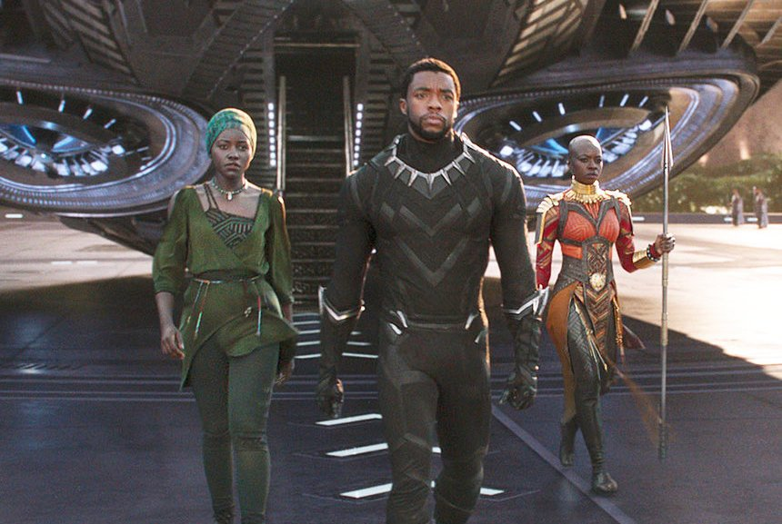 #BlackPanther's' lead hairstylist explains how she created the film's stunning natural styles: https://t.co/aB2BOe103m
