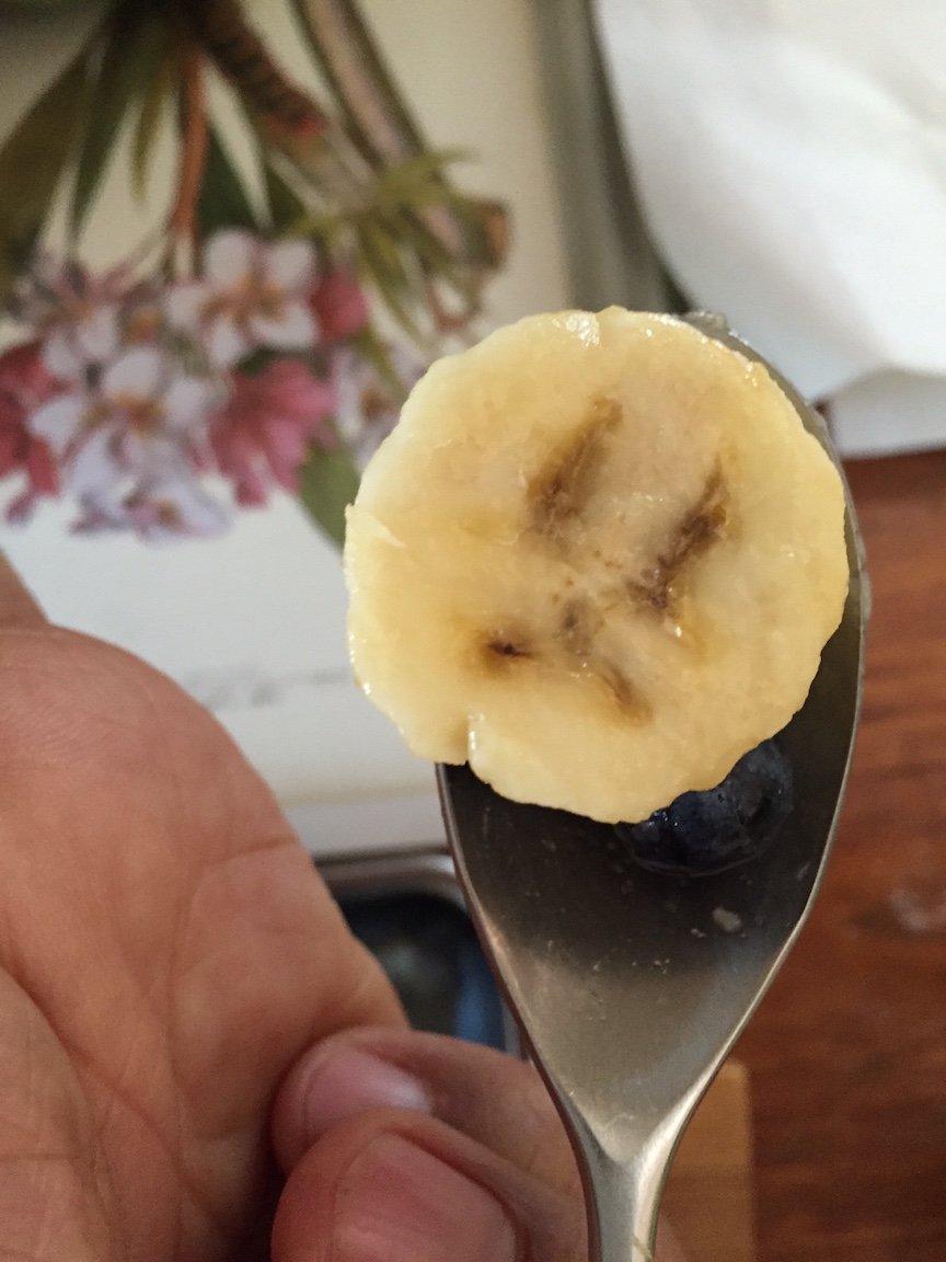 Sad banana.