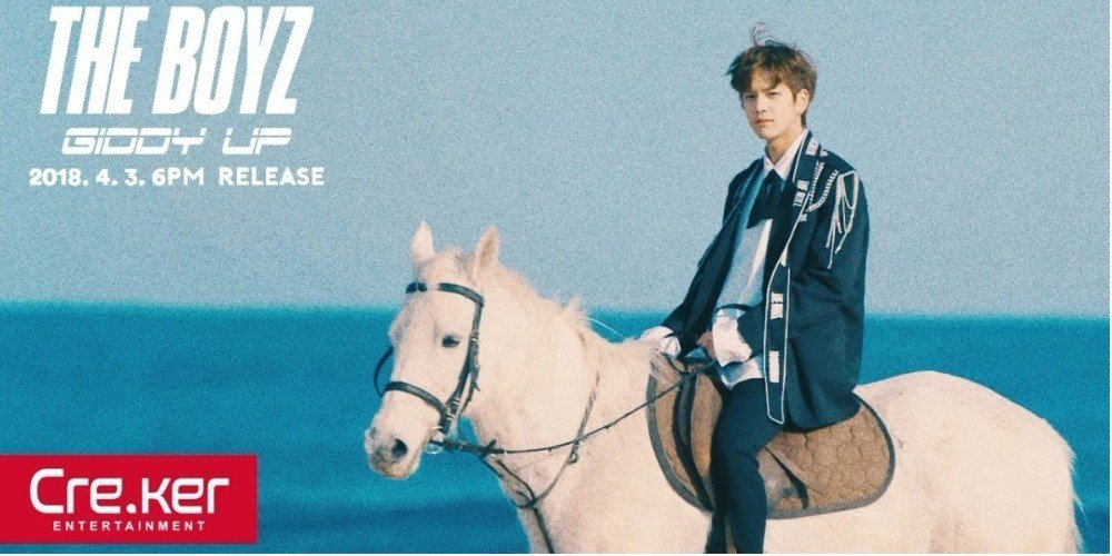 The Boyz ride horses on the beach in 'Th...