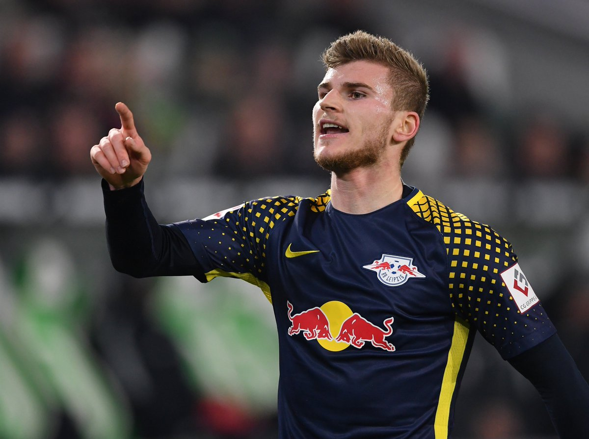 Finish the sentence: Timo Werner is the new _____  #UEL