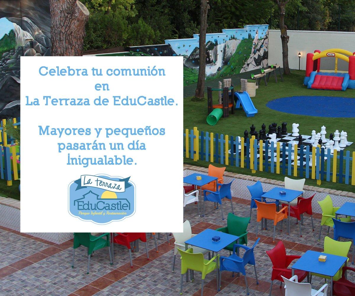 La Terraza De Educastle On Twitter Sabes Donde Celebrar