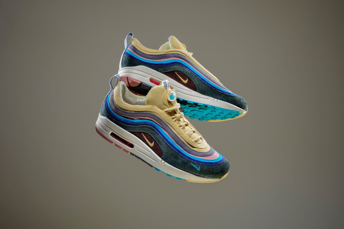 35297165a16a ... Sean Wotherspoon x Nike Air Max 97 1 will be held SATURDAY (3 24) and  SUNDAY (3 25) from 12-6pm ( 160) Valid ID Required  STAY TUNED FOR  CAMBRIDGE ...