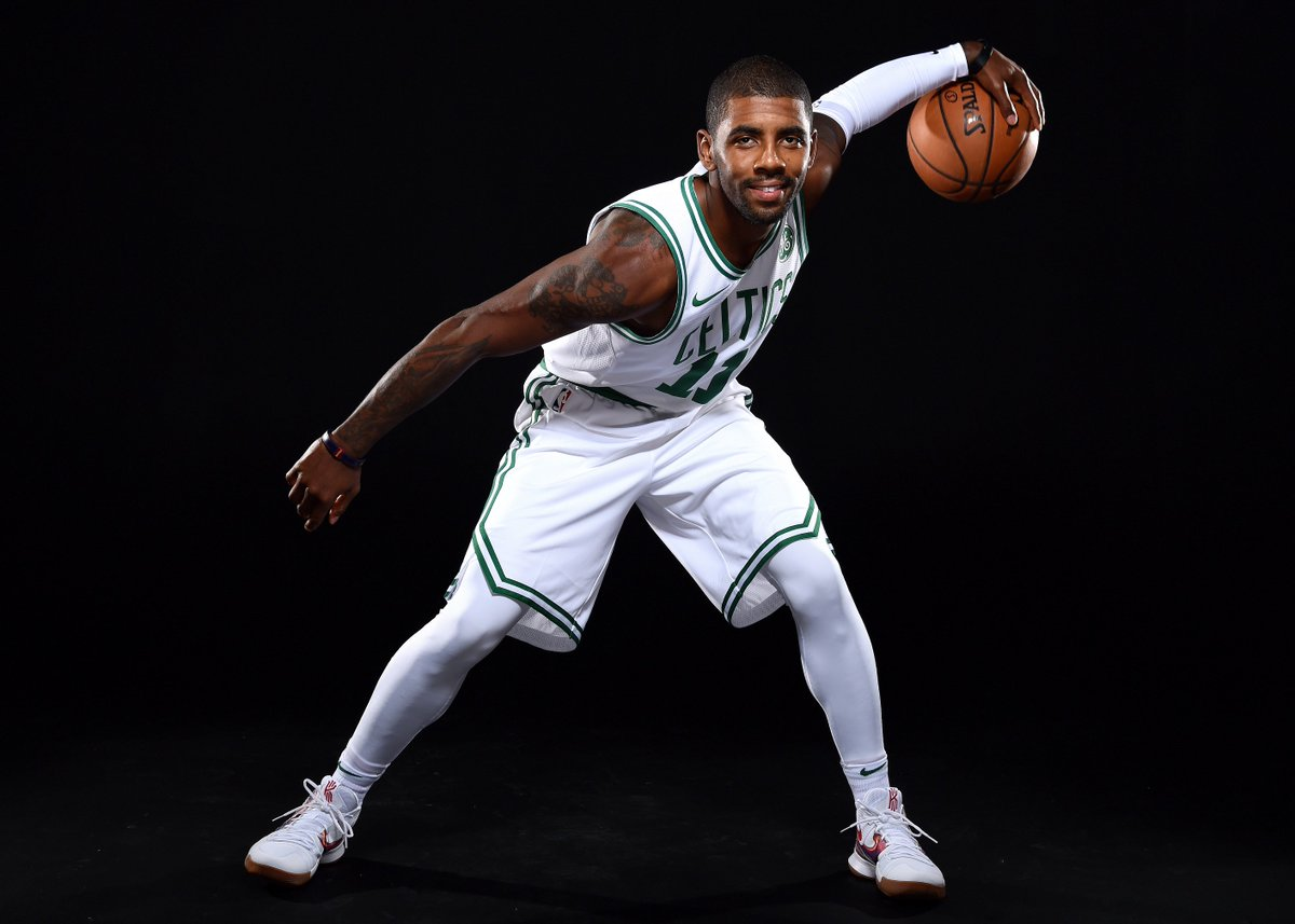 Join us in wishing @KyrieIrving of the @celtics a HAPPY 26th BIRTHDAY!   #NBABDAY #Celtics