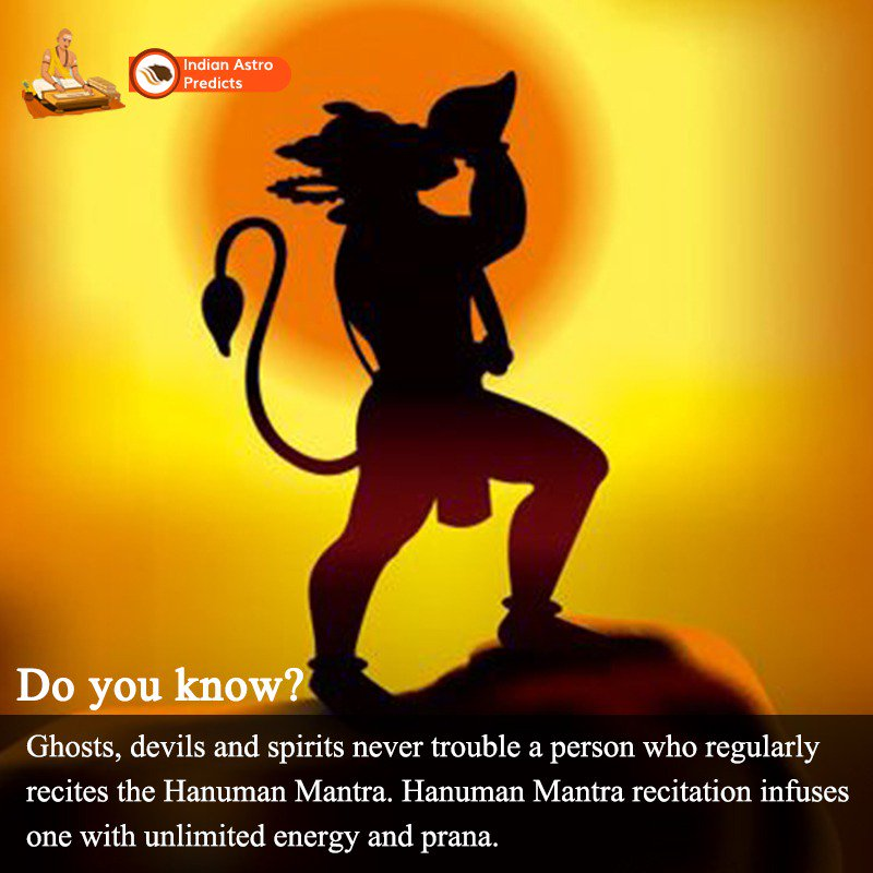 hanumanmantra hashtag on Twitter