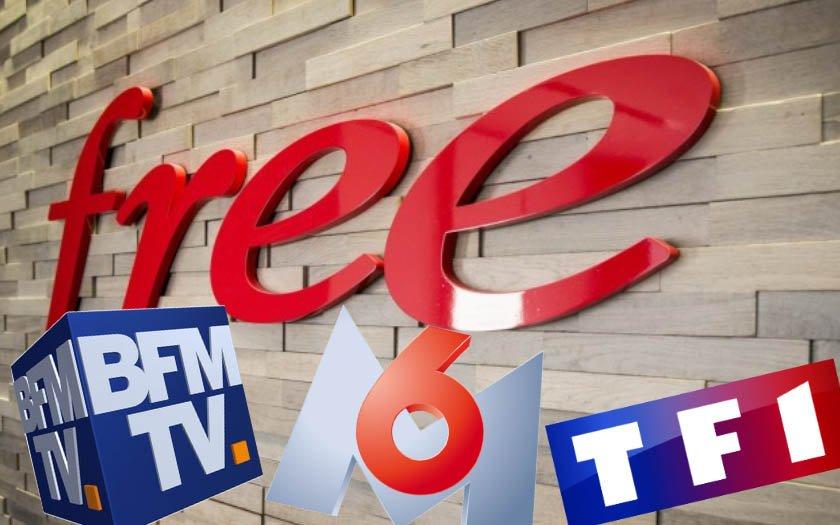Free exige des garanties pour que les chaînes de la TNT comme TF1, BFMTV et M6 restent gratuites > http:// www.phonandroid.com/tf1-bfm-m6-free-exige-garanties-chaines-de-tnt-restent-gratuites.html #Free #TNT #TF1 #M6 #BFMTV #CSA  - FestivalFocus