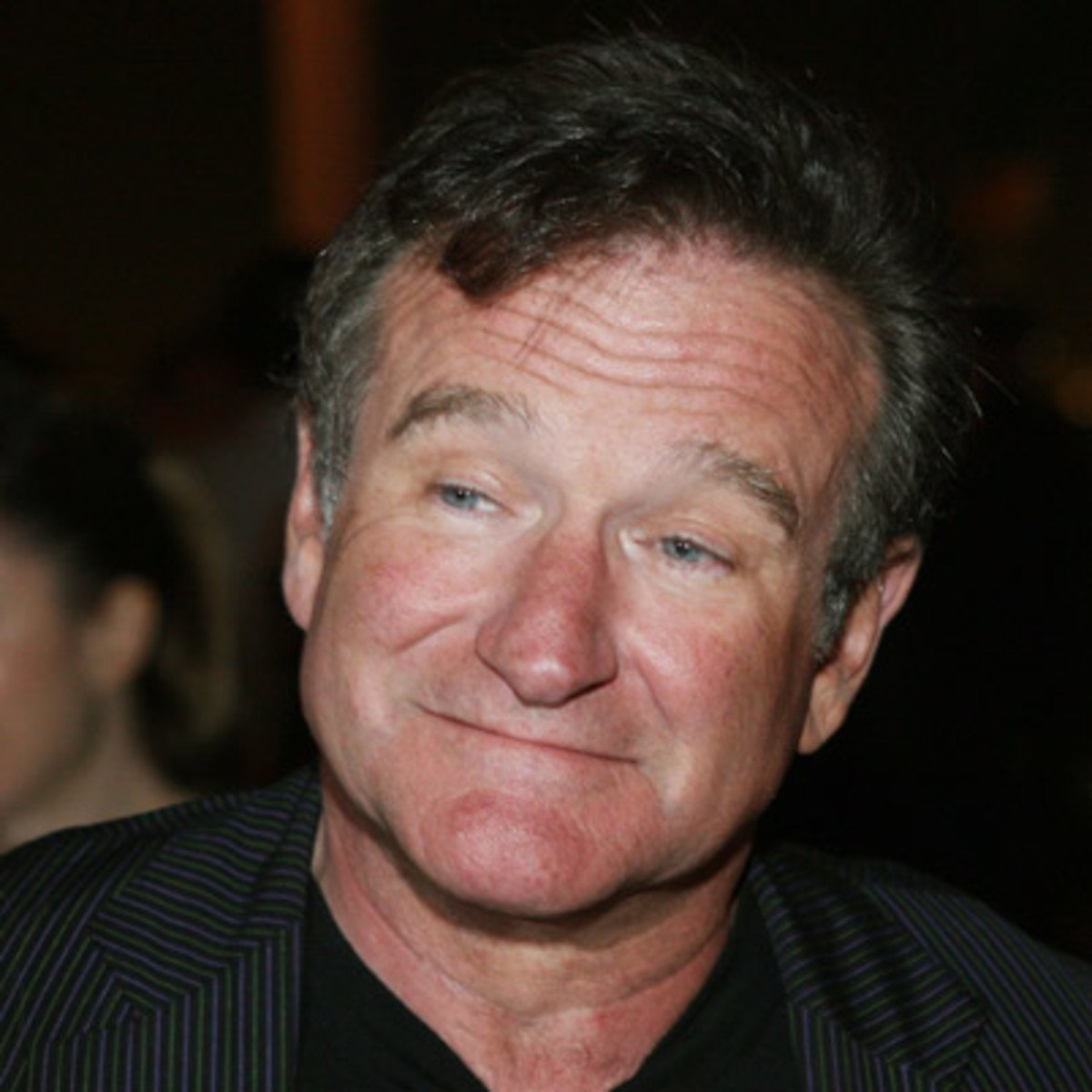 URGENTE Ator Robin Williams morre outra vez