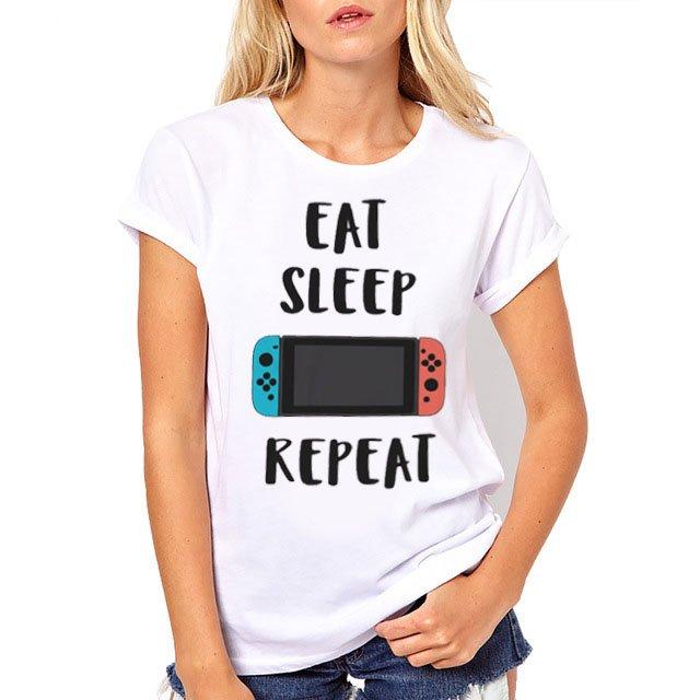 770c01af Shut Up Take My Yen! @shutuptakemyyen. a year ago. Eat Sleep Switch Repeat T -Shirt! Check it out -> http:/