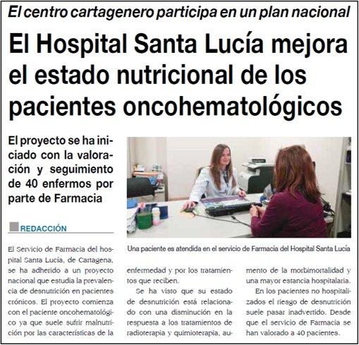 hospitalsantalucia hashtag on Twitter