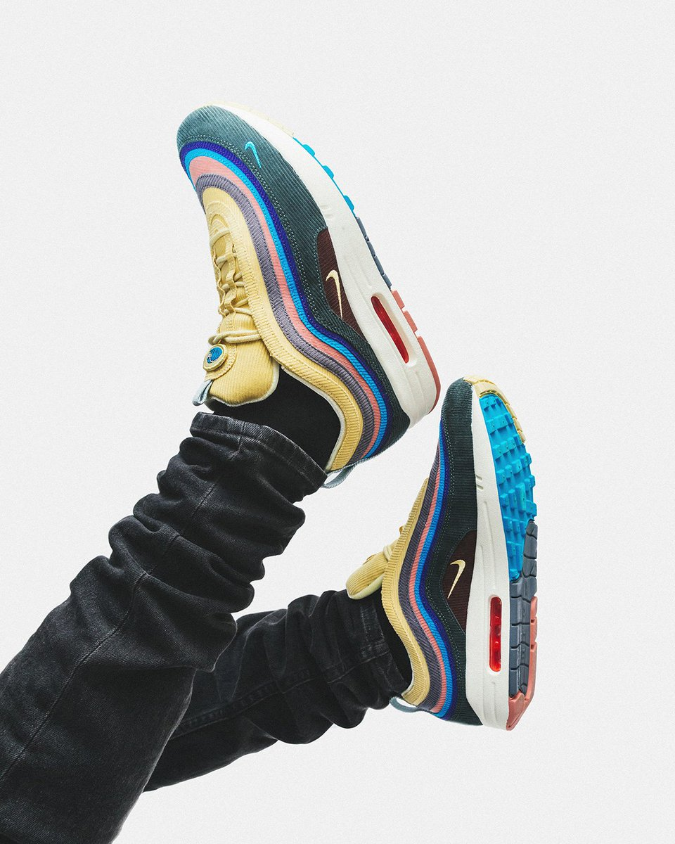 cb745a71d25d Sean Wotherspoon x Nike Air Max 1 97 arrives for Air Max Day and releases  in-store and online. The raffle is now live and ends today at noon.