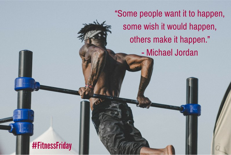 What steps are you taking toward greatness today? #FitnessFriday #MenshHealth #Fitness #fit #fitfriday #legday