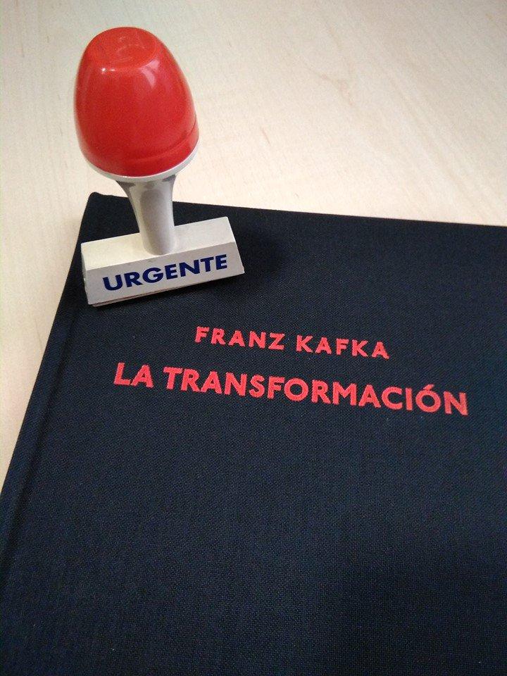 Resultado de imagen para nuevas ediciones de La transformacion de kafka