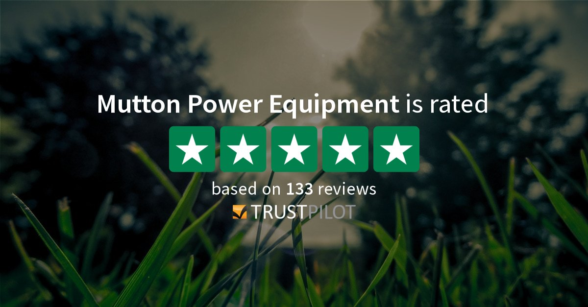 Muttonpowerequipment On Twitter Our Customers Love Us Go Check
