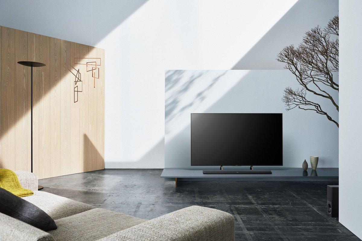 Dejá que la barra de sonido HT-CT800 inunde tu living con el mejor sonido y la elegancia de su diseño. Un #HomeTheatre que combina perfectamente con tu hogar. https://t.co/BU5BEuZ05a https://t.co/qUTHeLRxJv