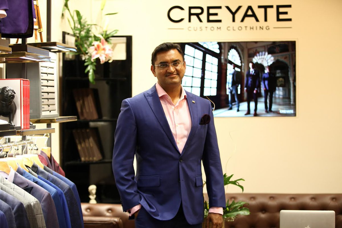Arvind Limited launches CREYATE