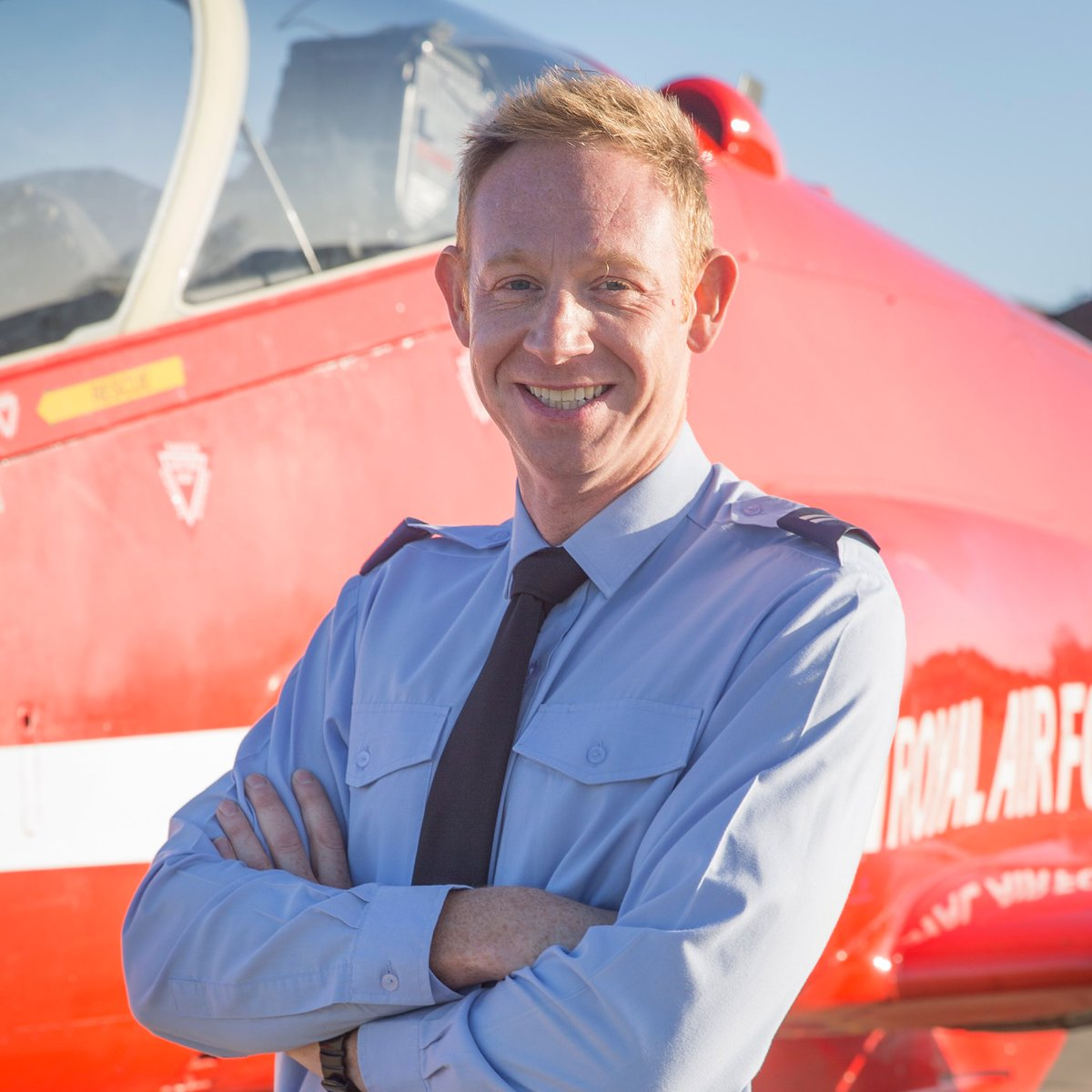Red Arrows's photo on Corporal Jonathan Bayliss