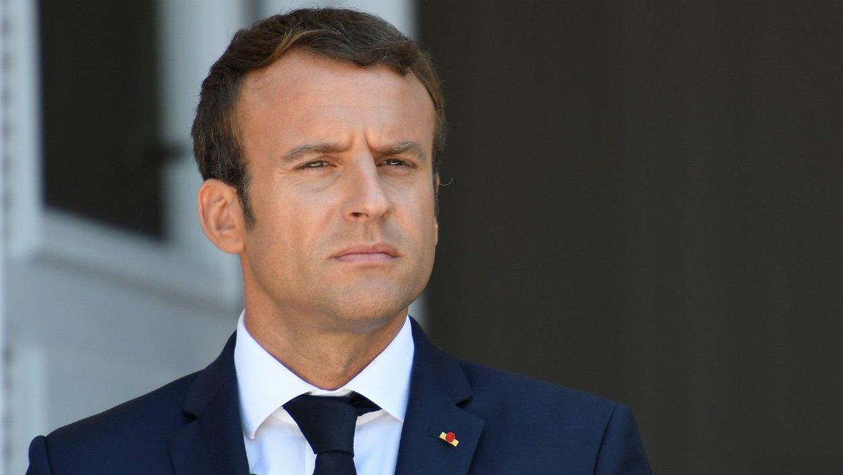 74% des Français jugent la politique de Macron injuste https://t.co/o330ytSHbM