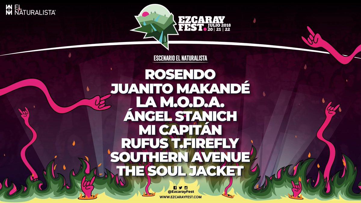 Rock Land Fest 2020: 17, 18 y 19 de julio. Santo Domingo de La Calzada. El Drogas - Página 2 DY00QyIWsAA3TAO