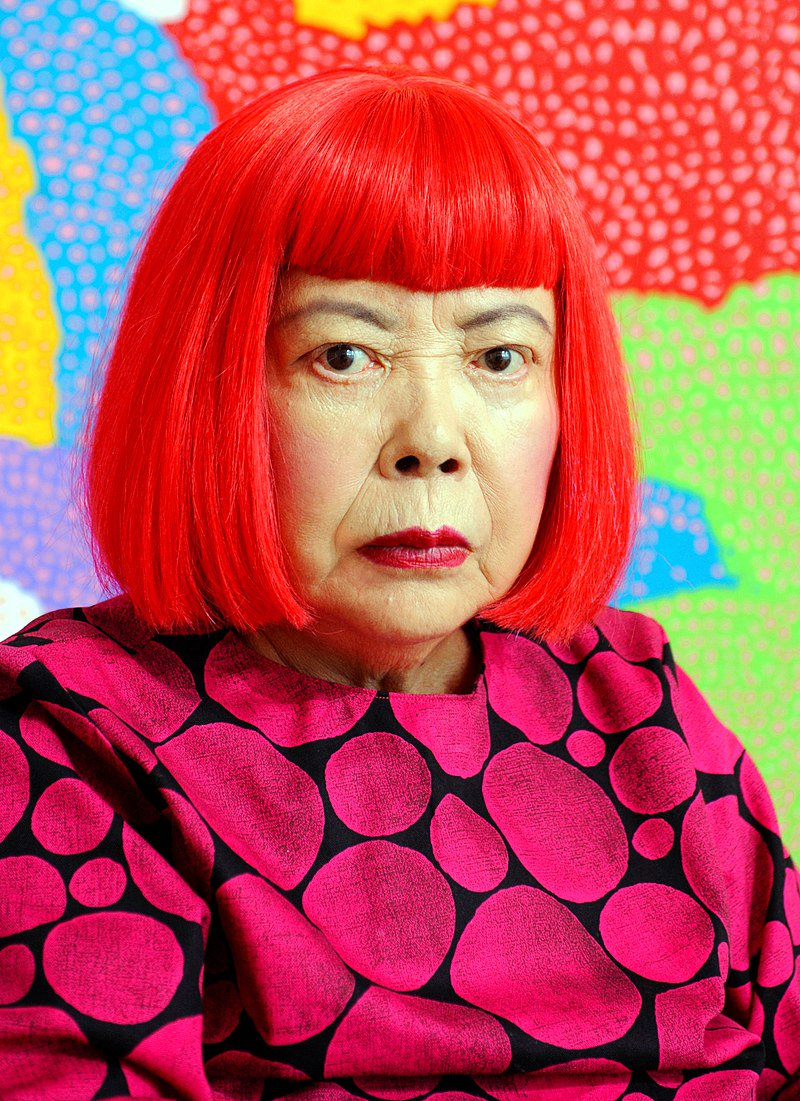 Happy birthday Yayoi Kusama 🌺  To celebrate, look back at our definitive guide to the prolific artist: https://t.co/pfBJH7POZH