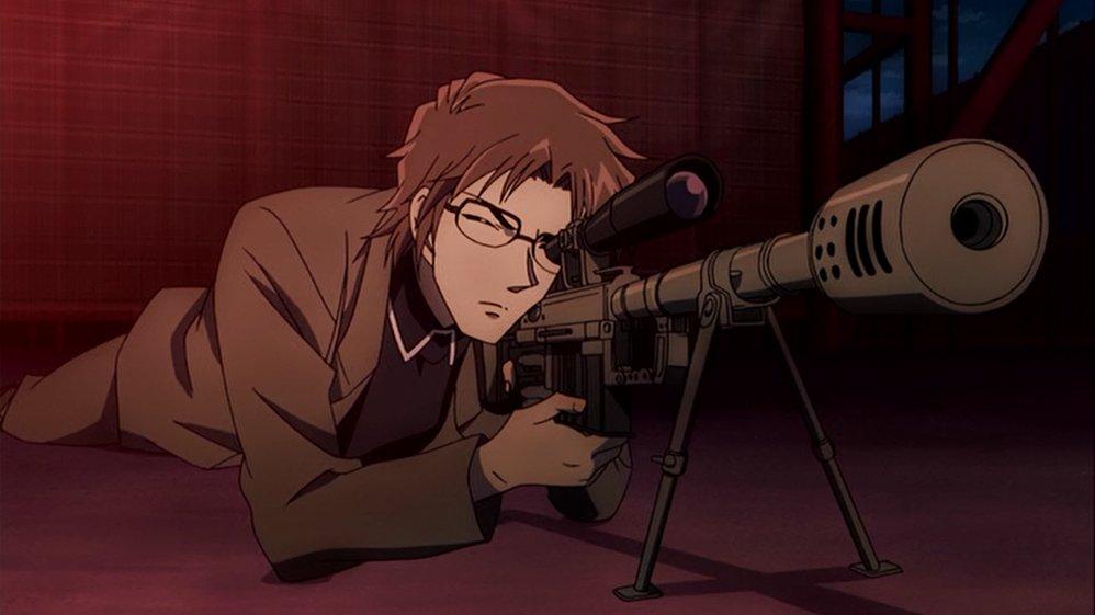 たまちゃん Pa Twitter 今名探偵コナン 異次元の狙撃手を観てて