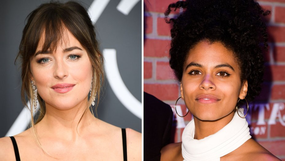 Dakota Johnson, Zazie Beetz join @ArmieHammer in thriller from Annapurna https://t.co/tbhj3iBlz8 https://t.co/HOyDZZ3mz5