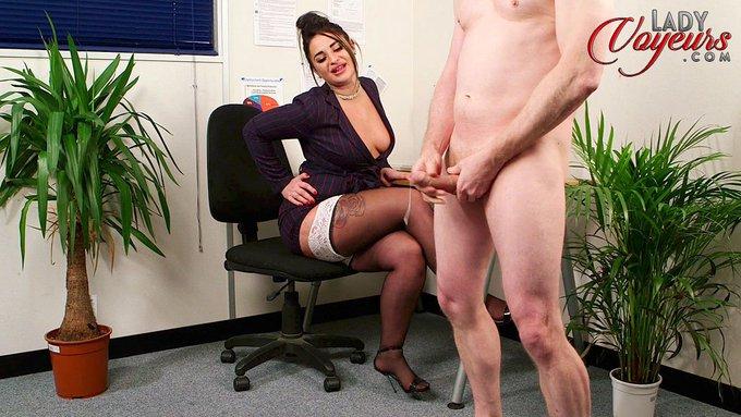 girl forces guy naked
