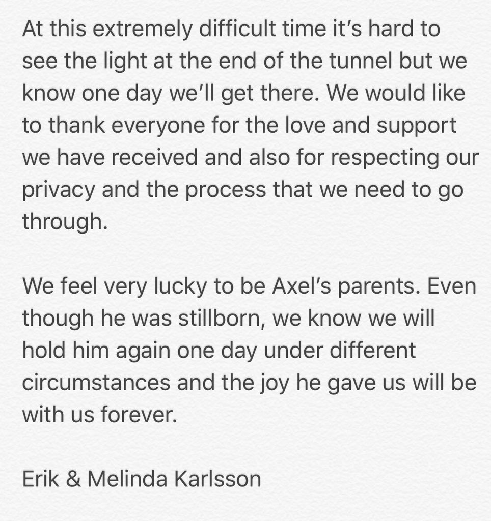 Erik Karlsson's photo on Lauren