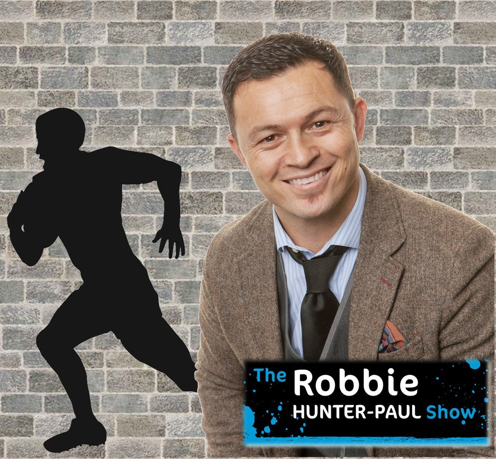 Robbie Hunter-Paul's photo on Rugby