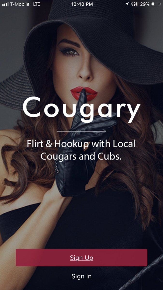 Local cougars no sign up