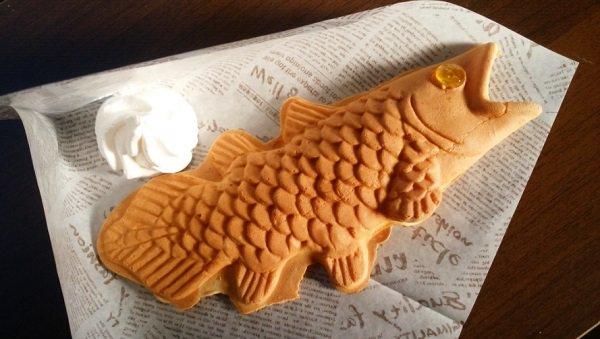 【斬新】古代魚「シーラカンス」のパンケーキがカワイイと話題に https://t...