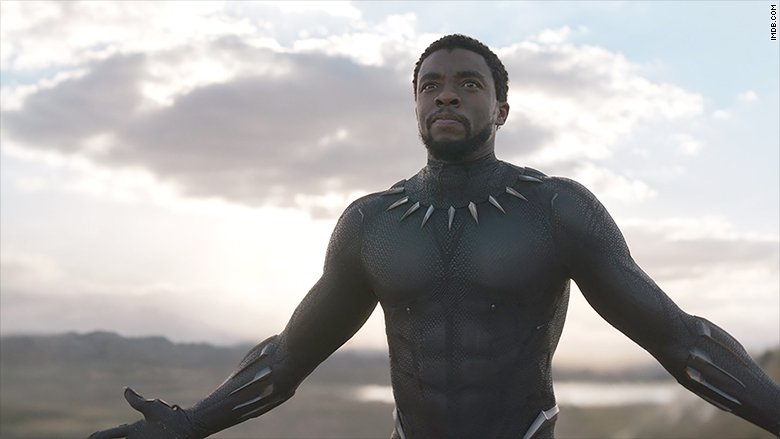 'Black Panther' is the the most-tweeted about movie of all time, according to Twitter https://t.co/N1NdNWXe7E https://t.co/Zo4VrU3q4y