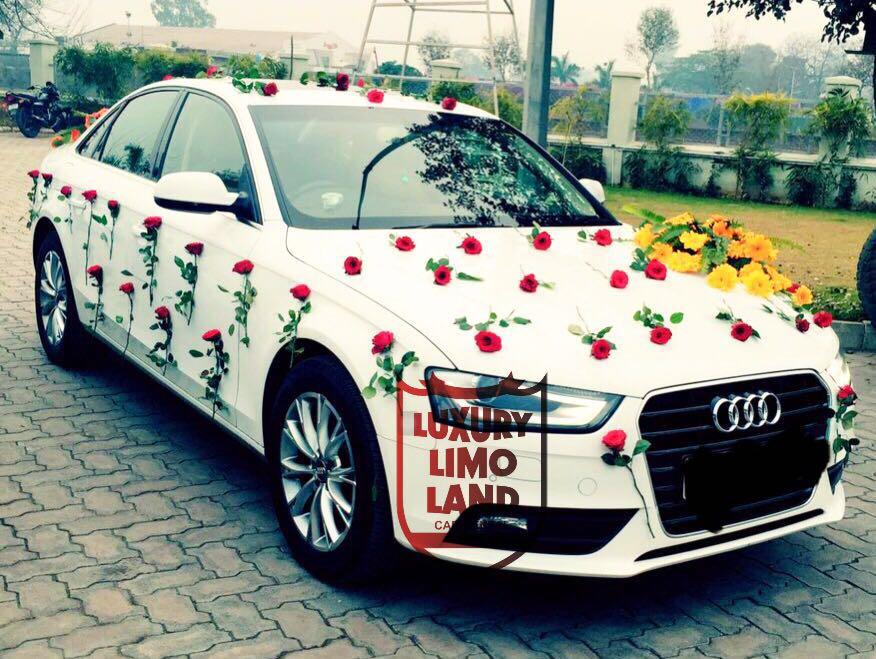 Luxurylimolanda Car Rental On Twitter Decorated Audi At Luxury